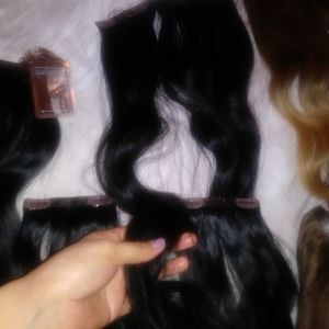 FoxyLocks Hair Extensions 8 Pieces